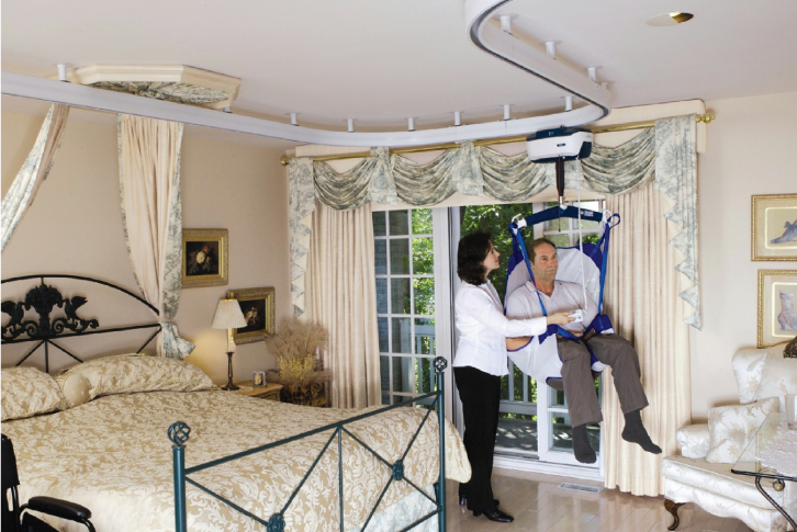 Ceiling And Mobility Device Lifts Rice Home Medical